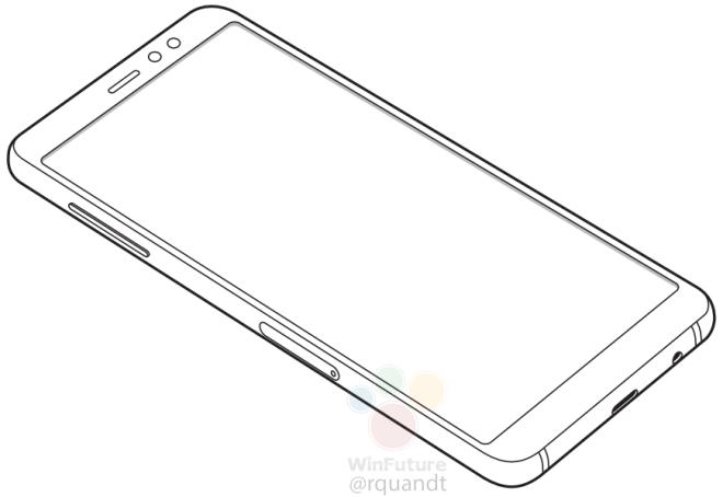 Les Samsung Galaxy A5 2018 / A8 se dévoilent avant l'heure
