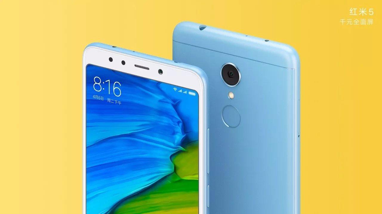 Tech'spresso : Xiaomi présente les Redmi 5, 3e génération de Pokémon et l'abandon des applications Google Chrome