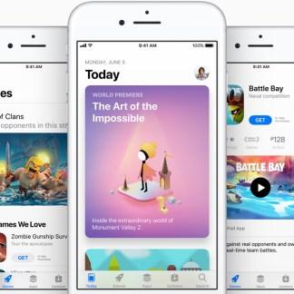 Apple App Store : un chiffre d'affaires vertigineux, qui pourrait dépasser celui du cinéma