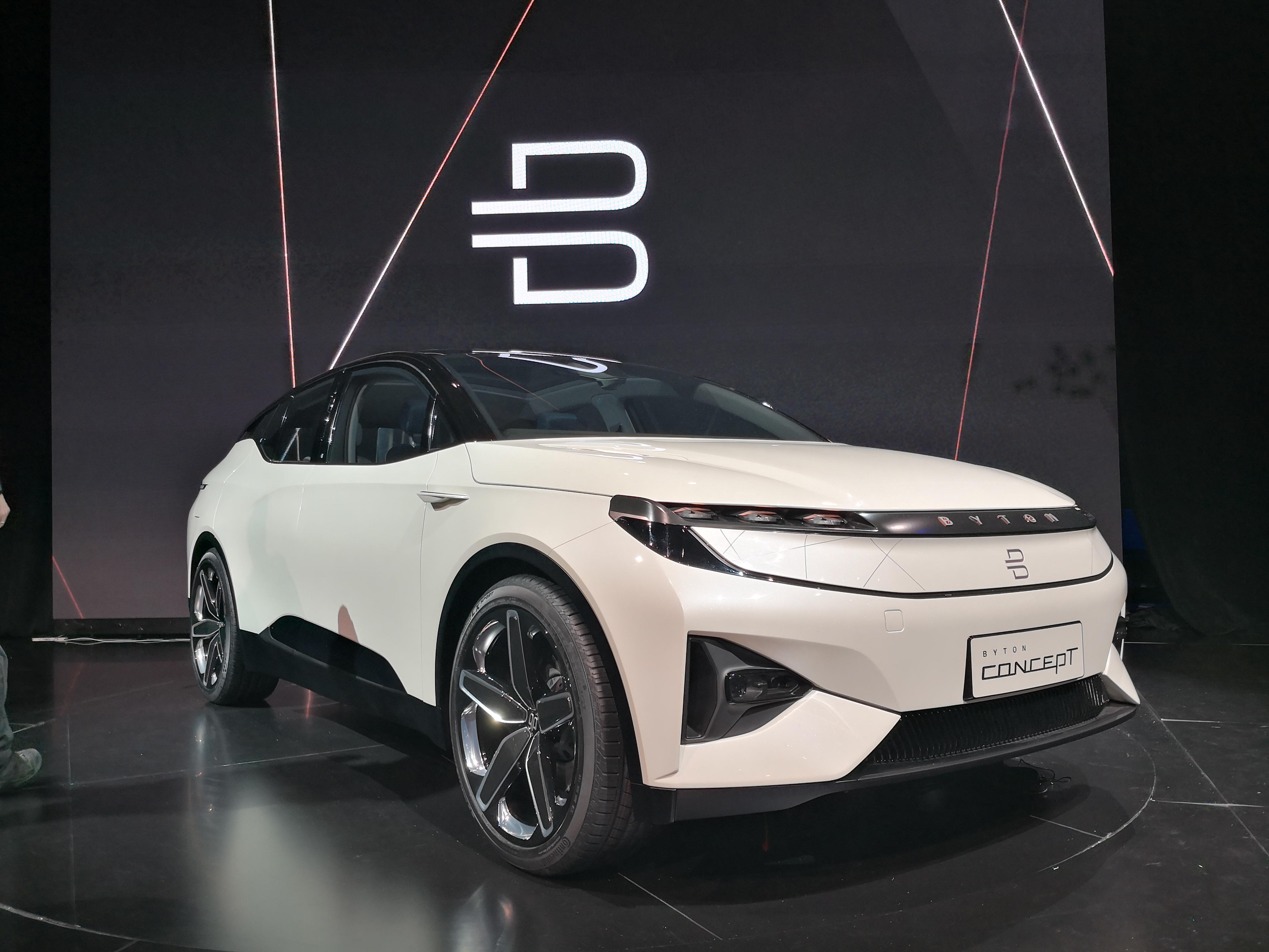 Byton, la voiture conçue comme un objet connecté