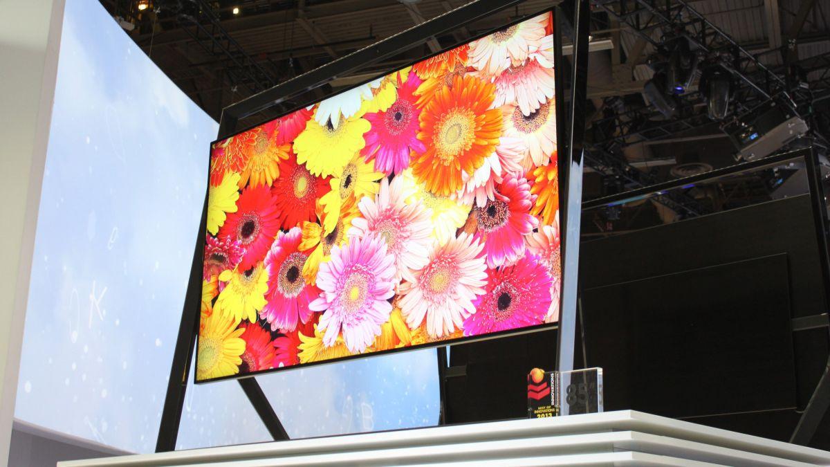 Samsung Q9S : une TV QLED prête pour le 8K avec des caractéristiques ahurissantes au CES 2018
