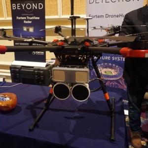 CES 2018: comment ce drone peut chasser et abattre d'autres drones