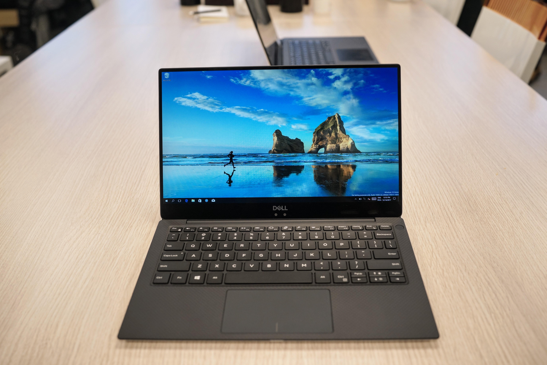 Nous avons vu le Dell XPS 13 (2018), toujours notre PC portable favori
