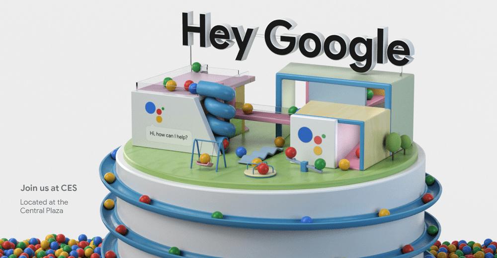 Google Quartz : plusieurs assistants personnels avec écran pour le CES 2018 ?