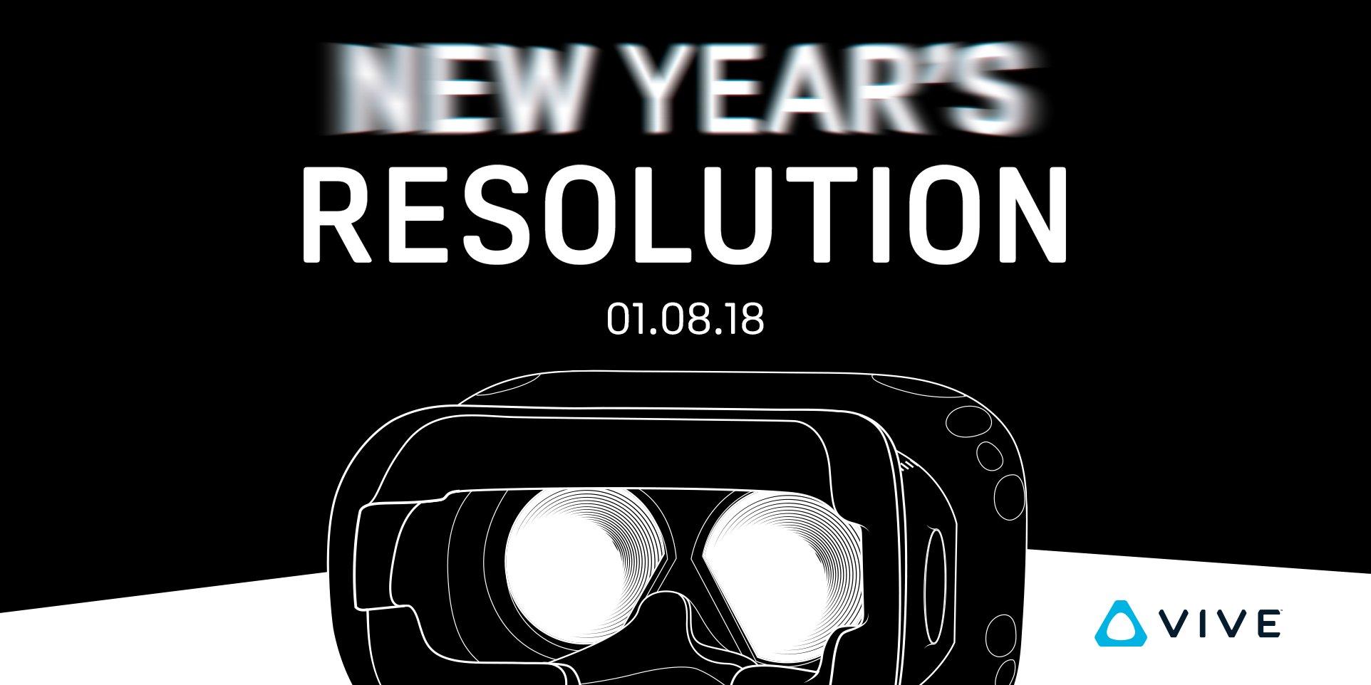 HTC Vive 2 : un casque avec une meilleure qualité d'image attendu au CES 2018