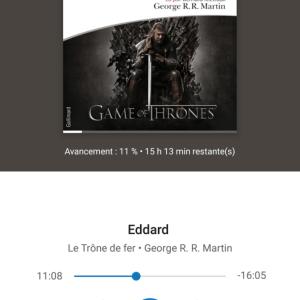 Google Home et Google Play : l'arrivée des livres audio, avec 50 % de promotion pour le lancement