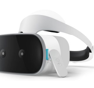 Lenovo Mirage Solo, le premier casque VR autonome compatible Daydream