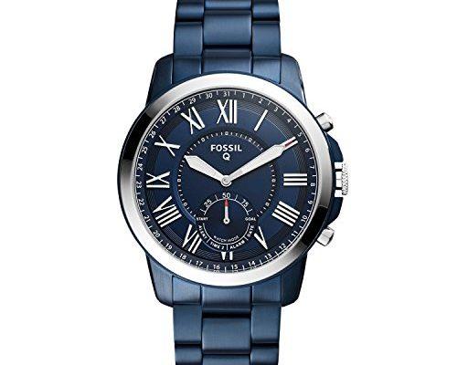 🔥 Bon plan : la montre connectée Fossil Q Grant est disponible à 99 euros