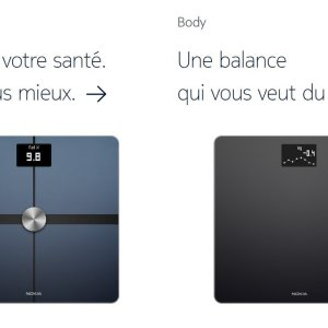 🔥 Soldes : les balances connectées de Nokia sont en promotion à partir de 48 euros