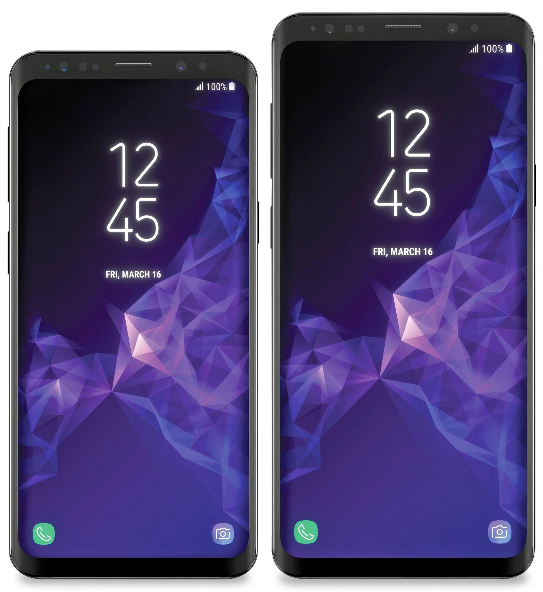 Le Samsung Galaxy S9+ bluffe le benchmark d'AnTuTu