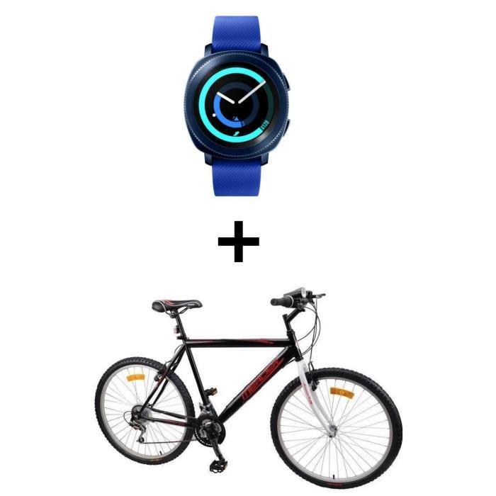 🔥 Soldes : la montre Samsung Gear Sport accompagnée de son VTT pour seulement 299 euros