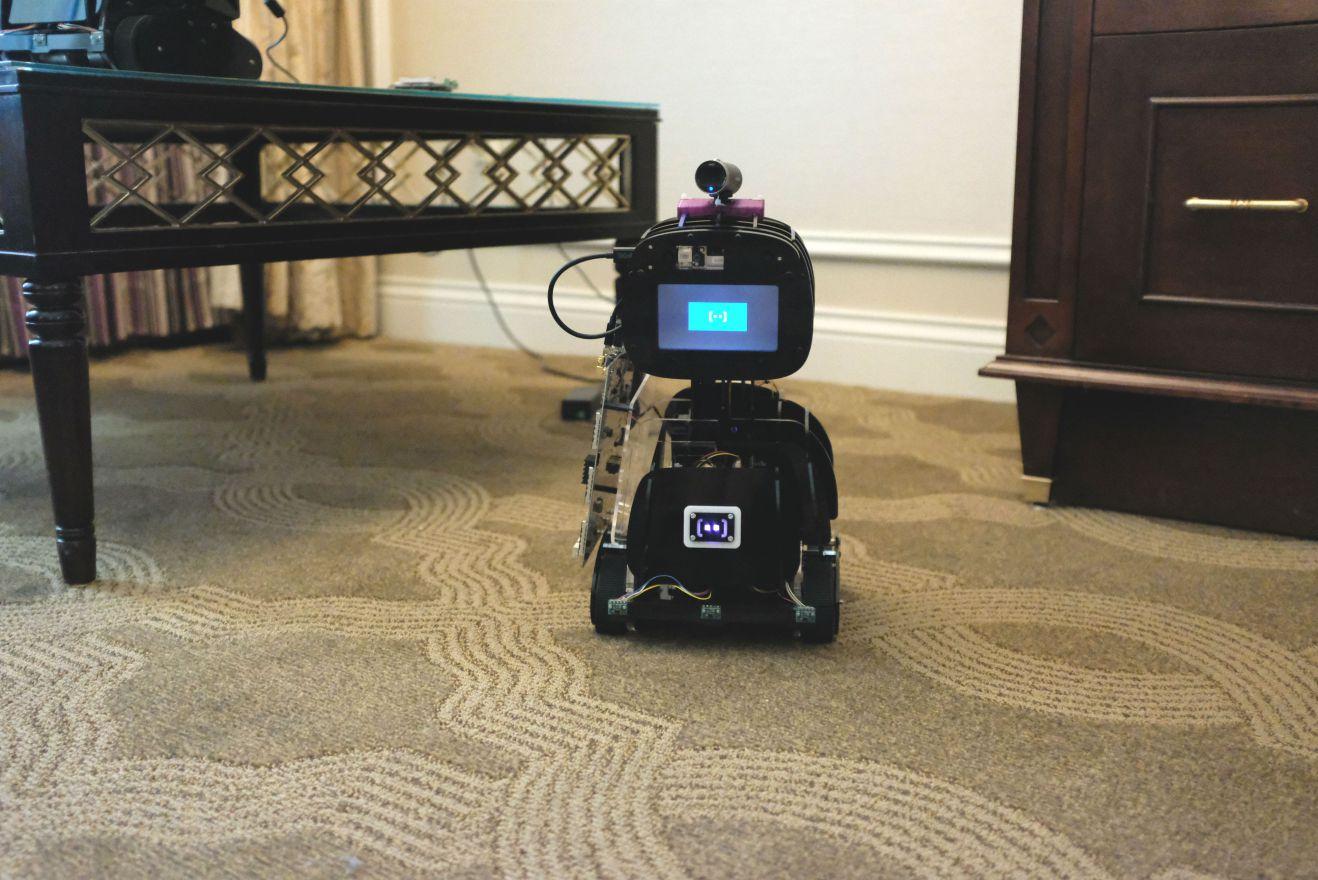 CES 2018 : Misty Robots, spinoff de Sphero, lance un robot pour développeurs