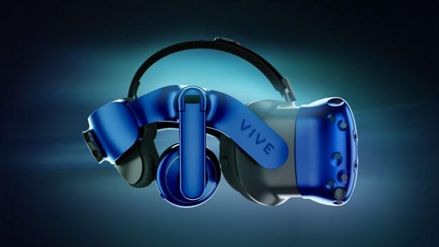 CES 2018: HTC améliore son casque VR avec le HTC Vive Pro, meilleur affichage et plus d'ergonomie