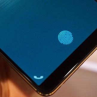 Samsung Galaxy Note 9 : un lecteur d'empreintes sous l'écran ? Toujours la même arlésienne