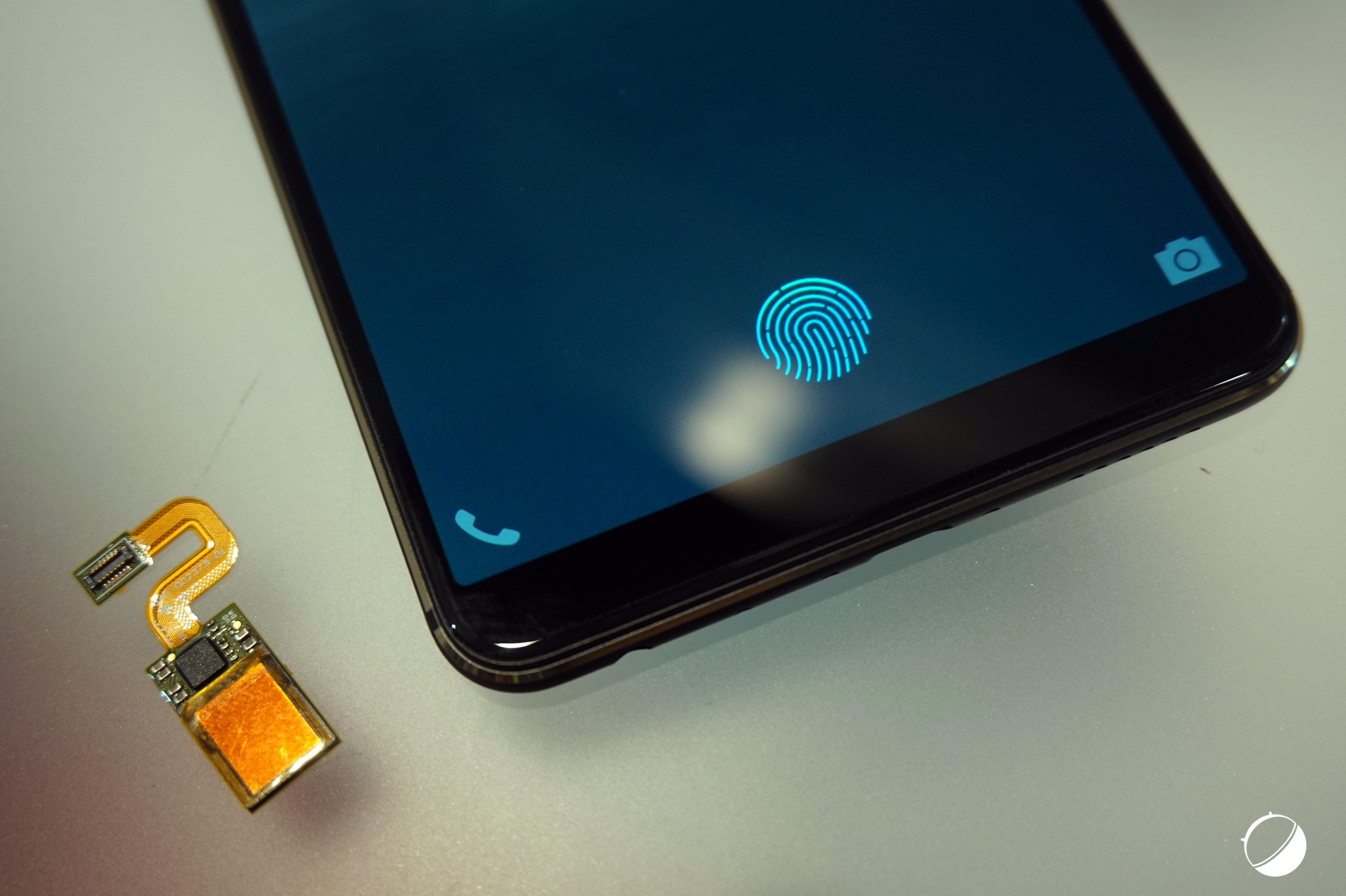 Un Xiaomi Mi 7 avec scanner d'empreintes sous écran ? Des insinuations qui en disent long