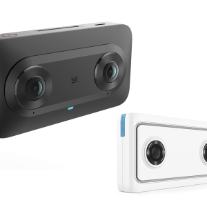 Lenovo Mirage Camera et Yi Horizon, les premières caméras VR180 pour filmer en 3D