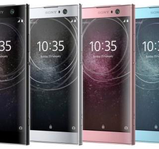 Les Sony Xperia XA2, XA2 Ultra et L2 dévoilent leurs designs hélas inchangés