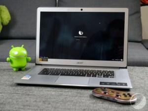 Test de l'Acer Chromebook 15 (CB515) : pour regarder Netflix et se détendre