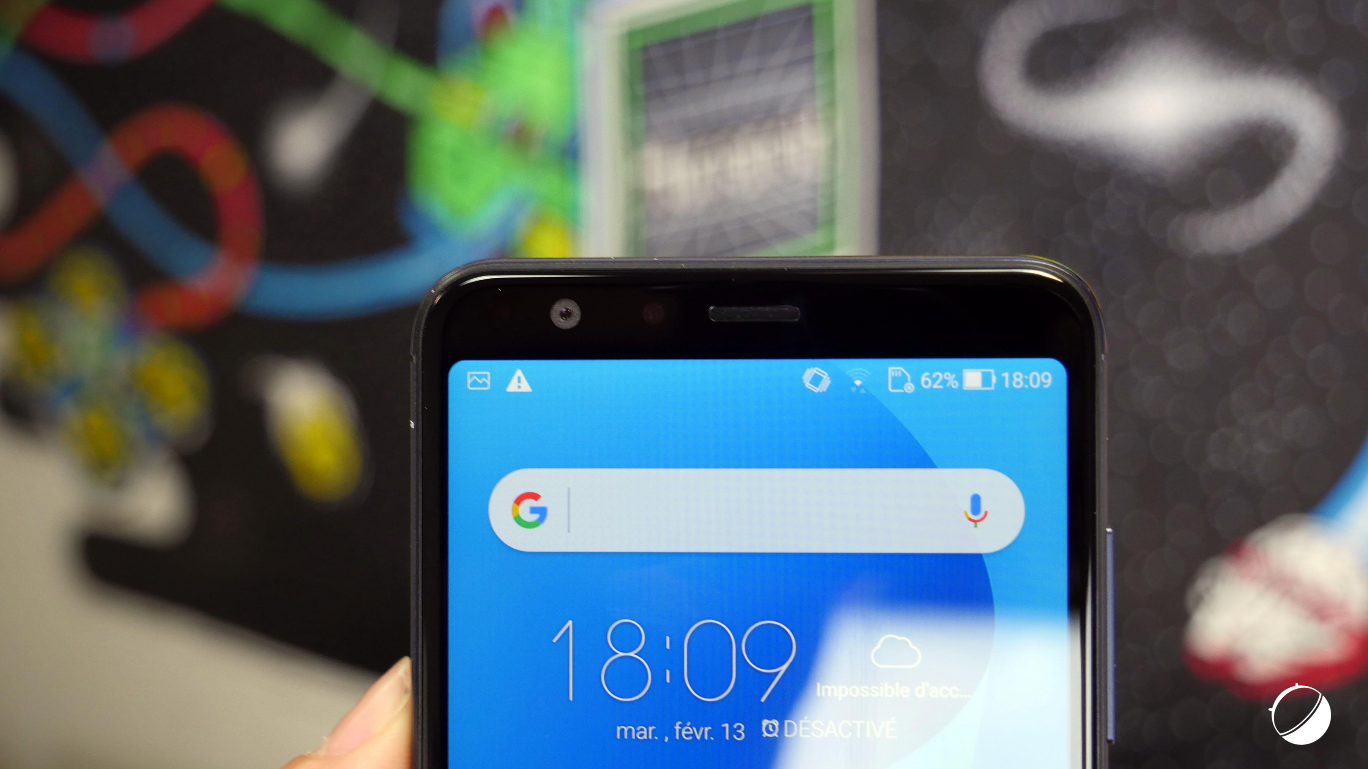 Unboxing du Asus Zenfone Max Plus, grosse autonomie pour petit budget !