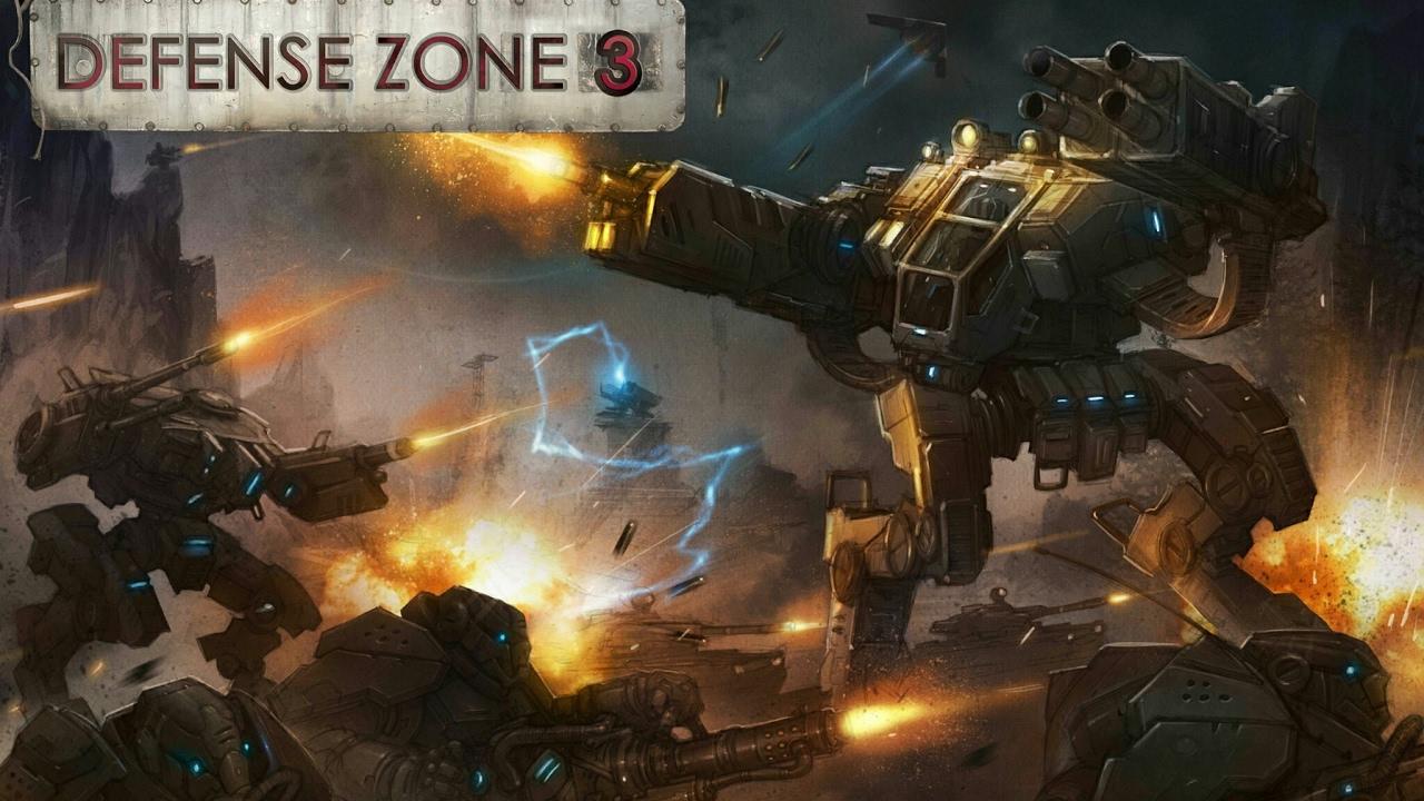 Chasseur de Jeux : découvrez Defense Zone 3 HD avec Oxem