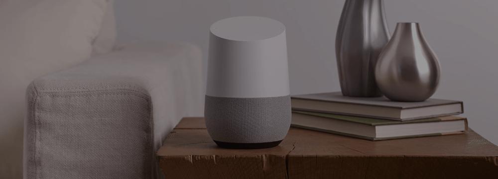 Google Home : bonjour Material Theming et au revoir menu hamburger