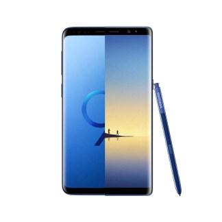 Samsung Galaxy S9+ : faut-il le préférer au Galaxy Note 8 ?
