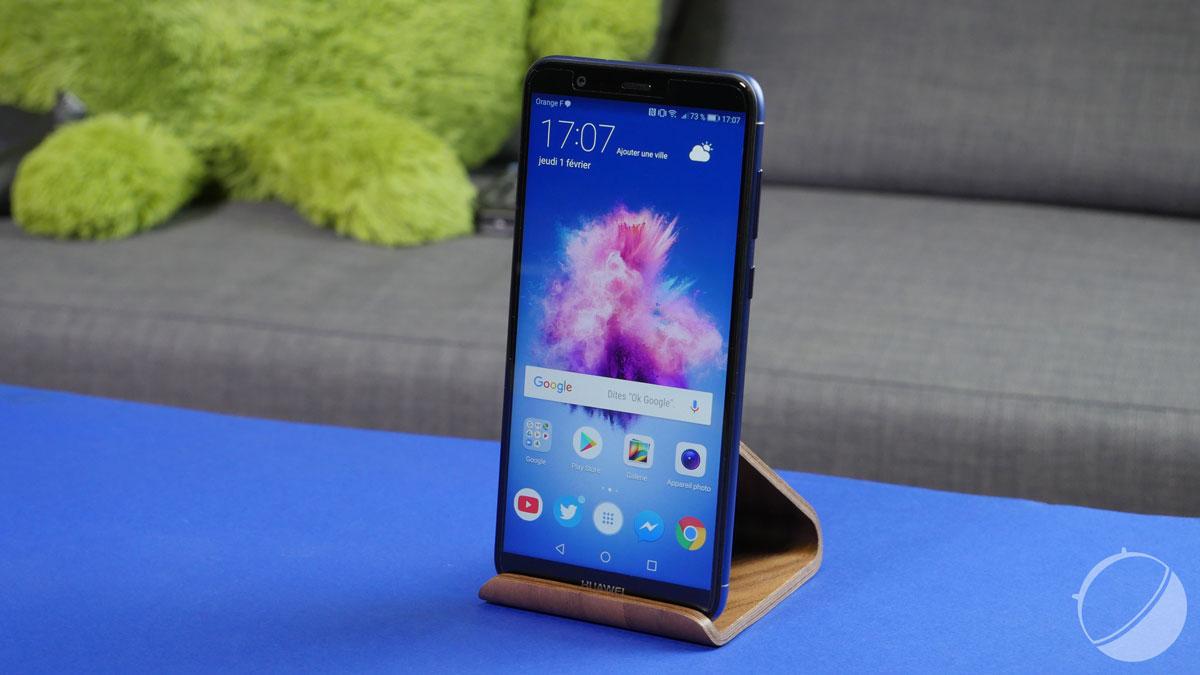 Huawei P Smart : une version 2019 plus puissante et moins chère en approche