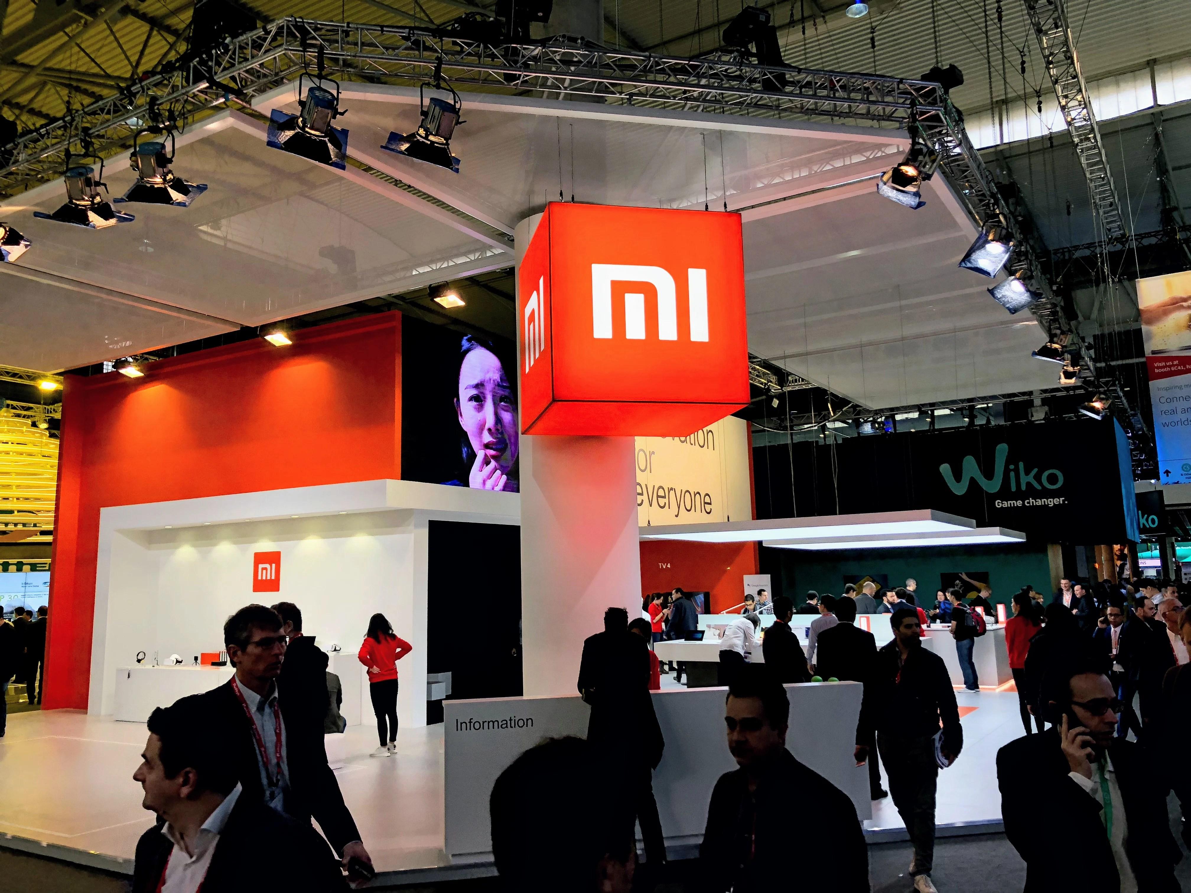 La date d'arrivée de Xiaomi en France : avril 2018