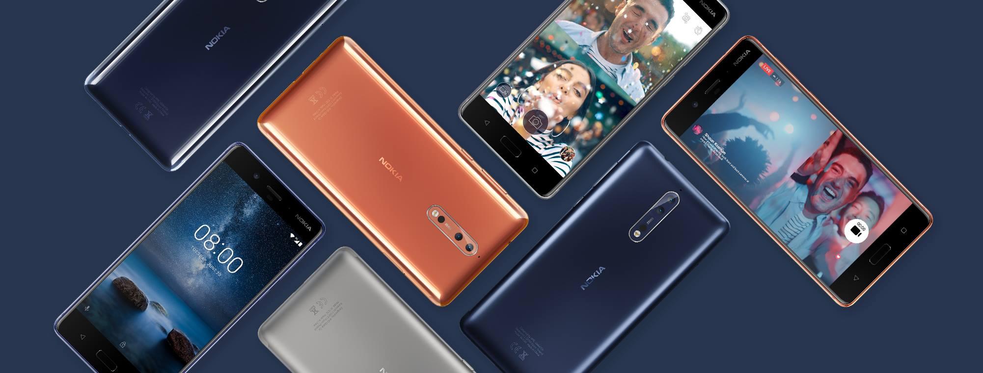 Nokia : comment suivre la conférence du MWC 2018 en direct live