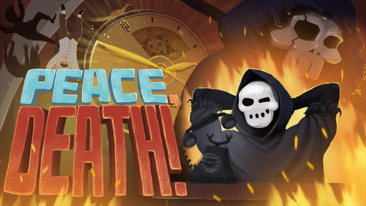 Découvrez le jeu Peace, Death! en direct avec nous !
