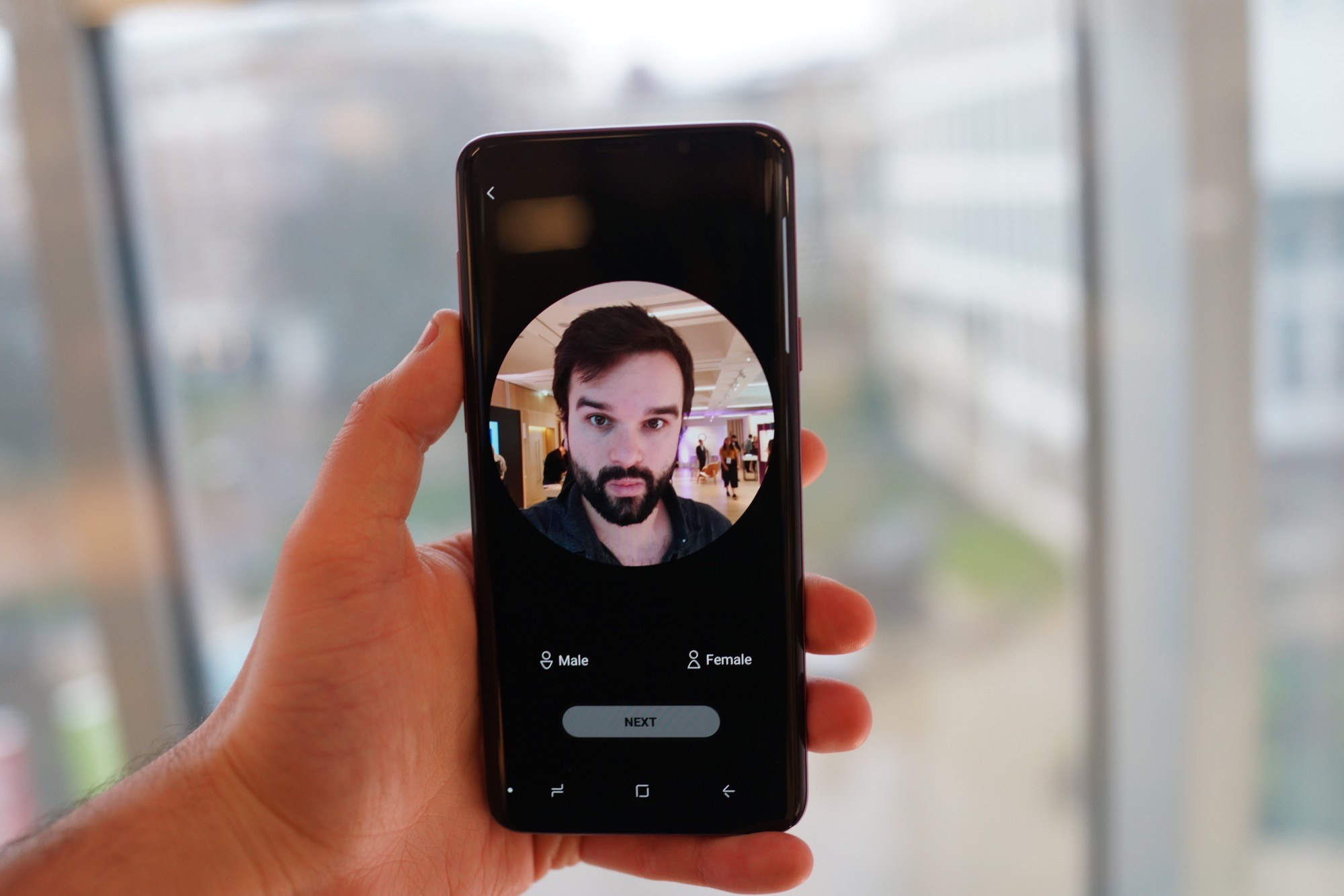 Galaxy S9 : Samsung lance une appli pour « tester l'expérience » ; bonne idée, mauvaise exécution