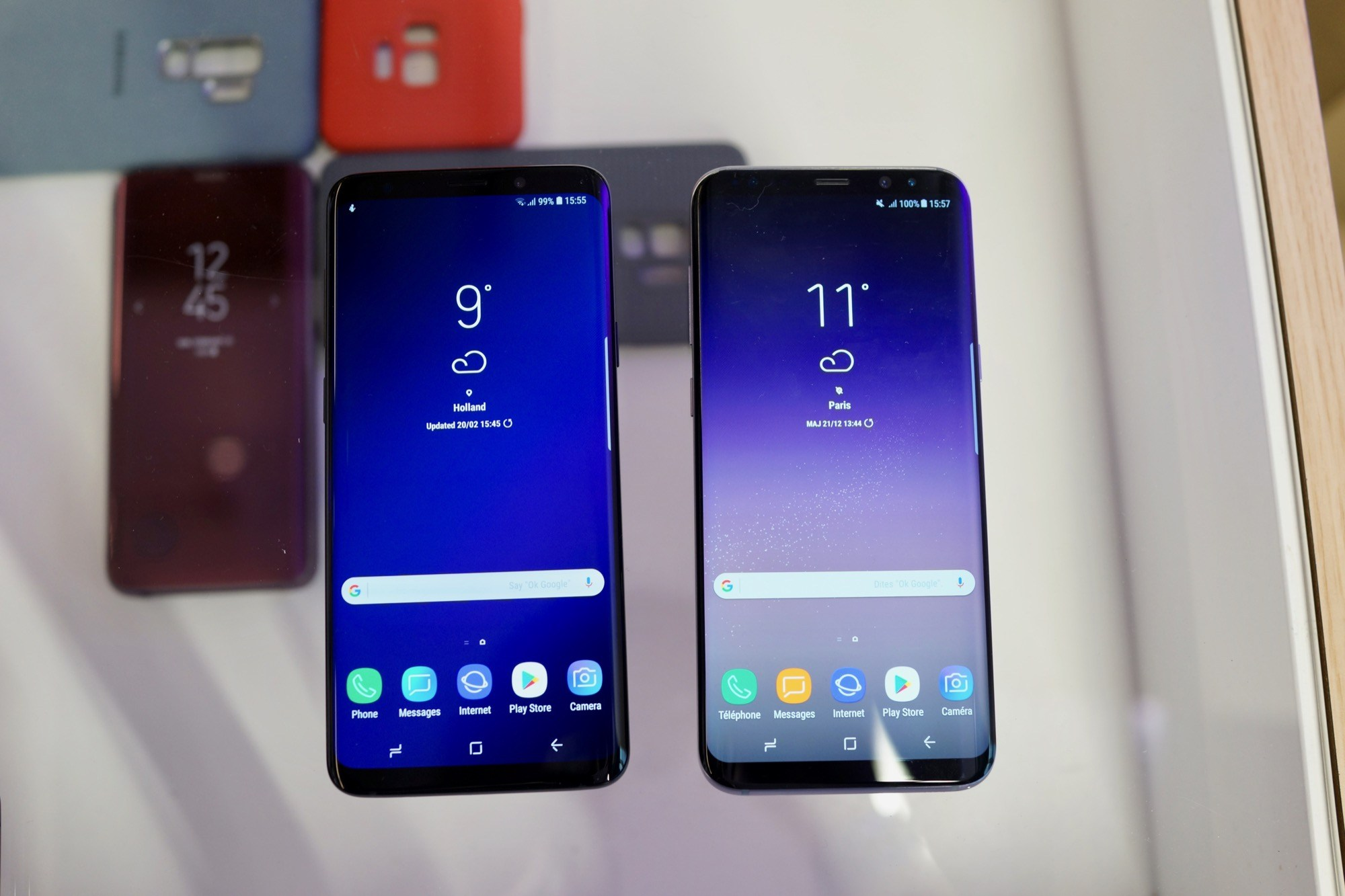 Samsung Galaxy S9 et S9+ : les premiers tests d'autonomie sont décevants