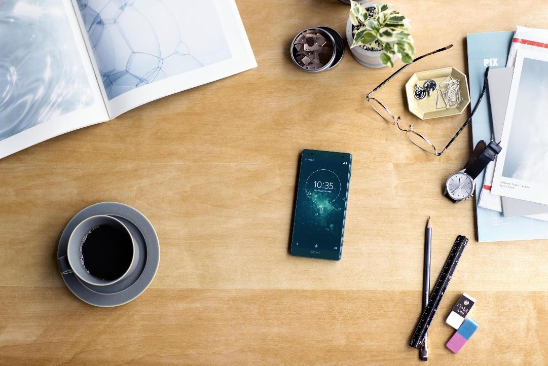 Sony Xperia XZ2 et XZ2 Compact : nouveau design et S845 au MWC 2018