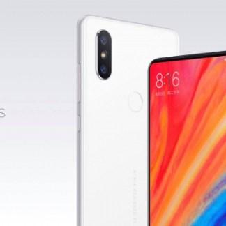 Le Xiaomi Mi Mix 2S officialisé: d'excellentes photos et plus de puissance