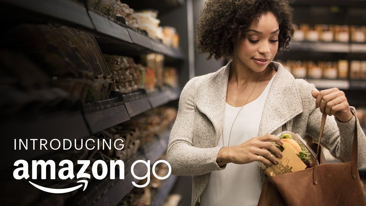 Amazon France vise la grande distribution et l'alimentaire pour se développer