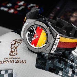Cette montre Wear OS à 4300 euros est dédiée aux arbitres de la Coupe du Monde 2018