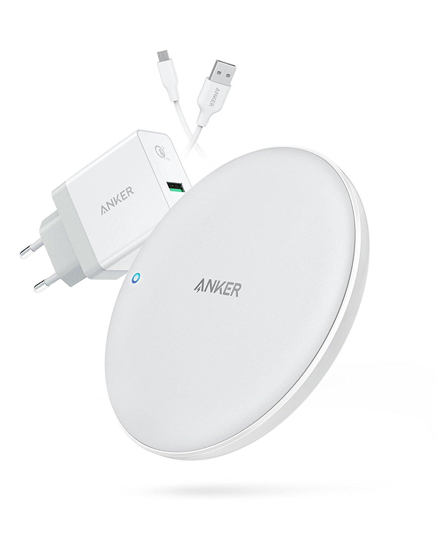 🔥 Bon plan : le chargeur Qi Anker PowerWave passe à 34 euros sur Amazon