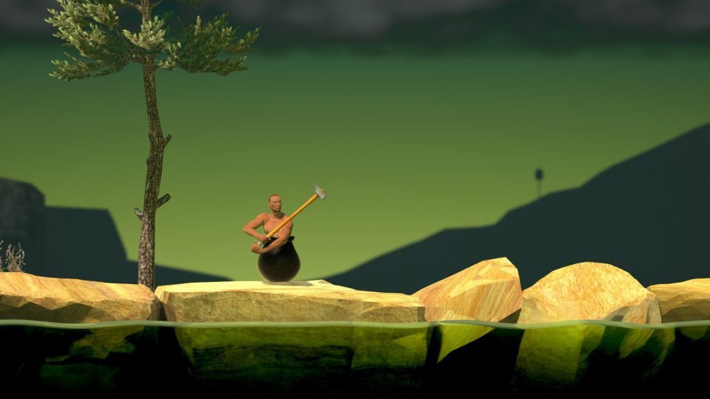 Getting Over It : le frustrant jeu introspectif arrive sur Android
