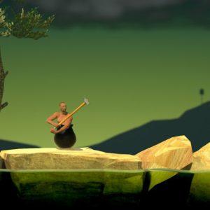 Getting Over It : le frustrant jeu introspectif arrive sur Android