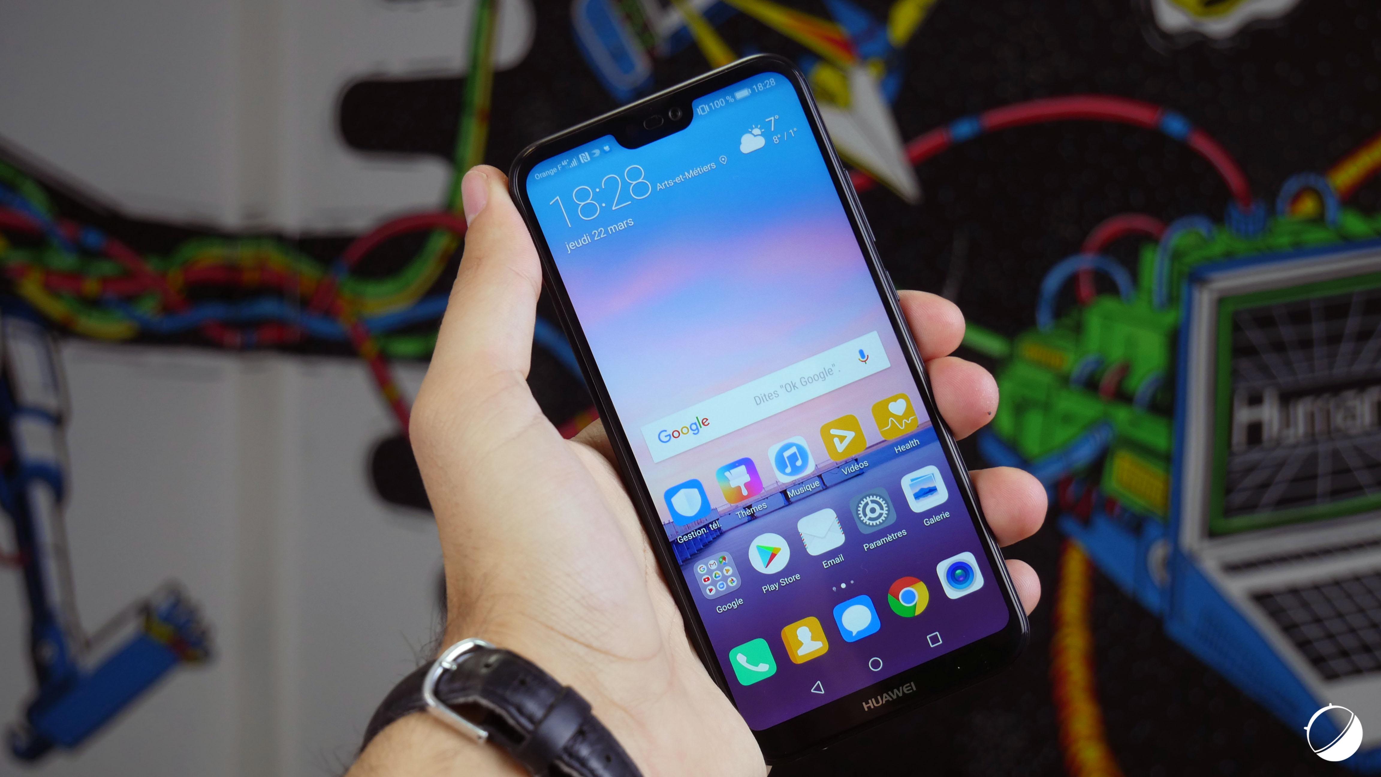 Huawei n'abandonne pas et déploie Android 9.0 Pie sur le P20 Lite 2018