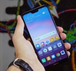 Huawei P20 Lite: nos photos et premières impressions