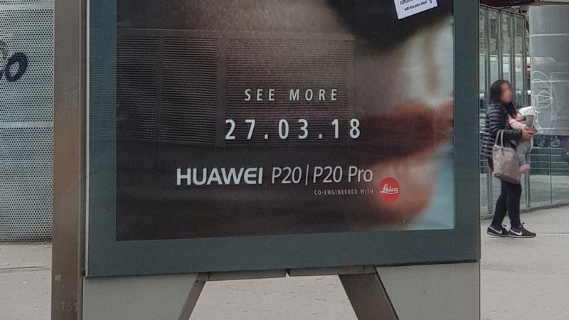 Huawei P20 : le modèle Pro remplace le Plus cette année