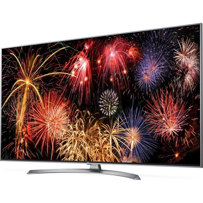 🔥 Bon plan : TV 4K HDR LED 55 pouces par LG à partir de 599 euros sur Cdiscount