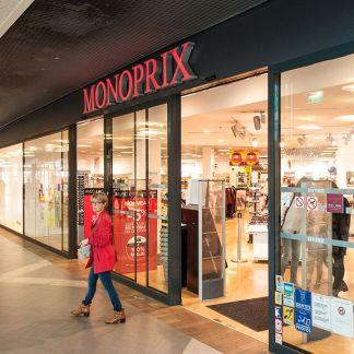 Amazon signe avec Monoprix pour l'épicerie en livraison express