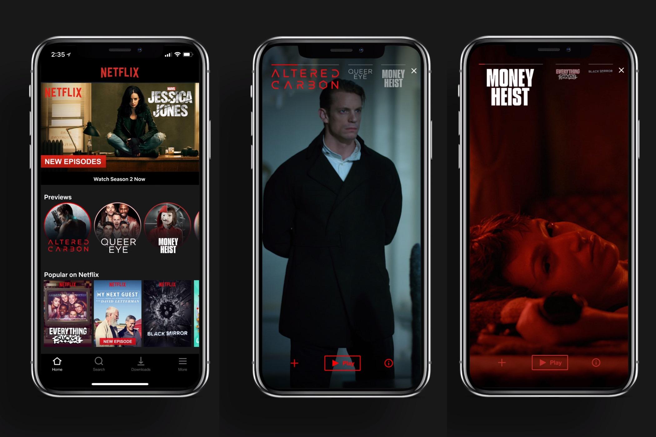 Vidéos verticales, écrans 18:9 : quand l'usage influence le contenu