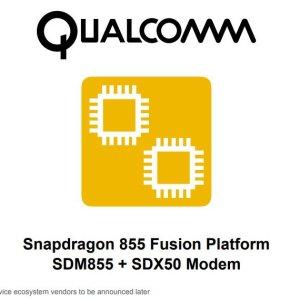 Snapdragon 855 compatible 5G : les plans de Qualcomm révélés par un rapport financier