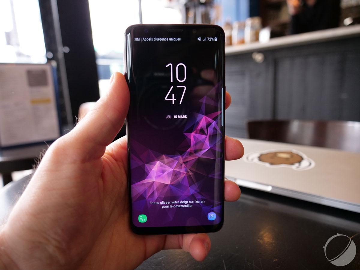 🔥 Bon plan : le Samsung Galaxy S9 est disponible pour 559 euros au lieu de 859 euros