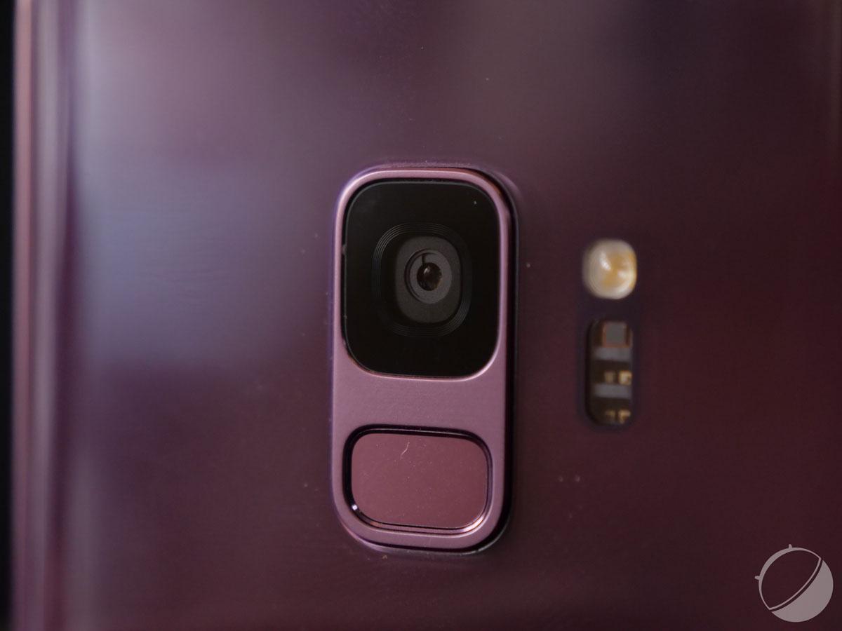 Galaxy Note 10 : Samsung pourrait intégrer un capteur photo à trois ouvertures variables
