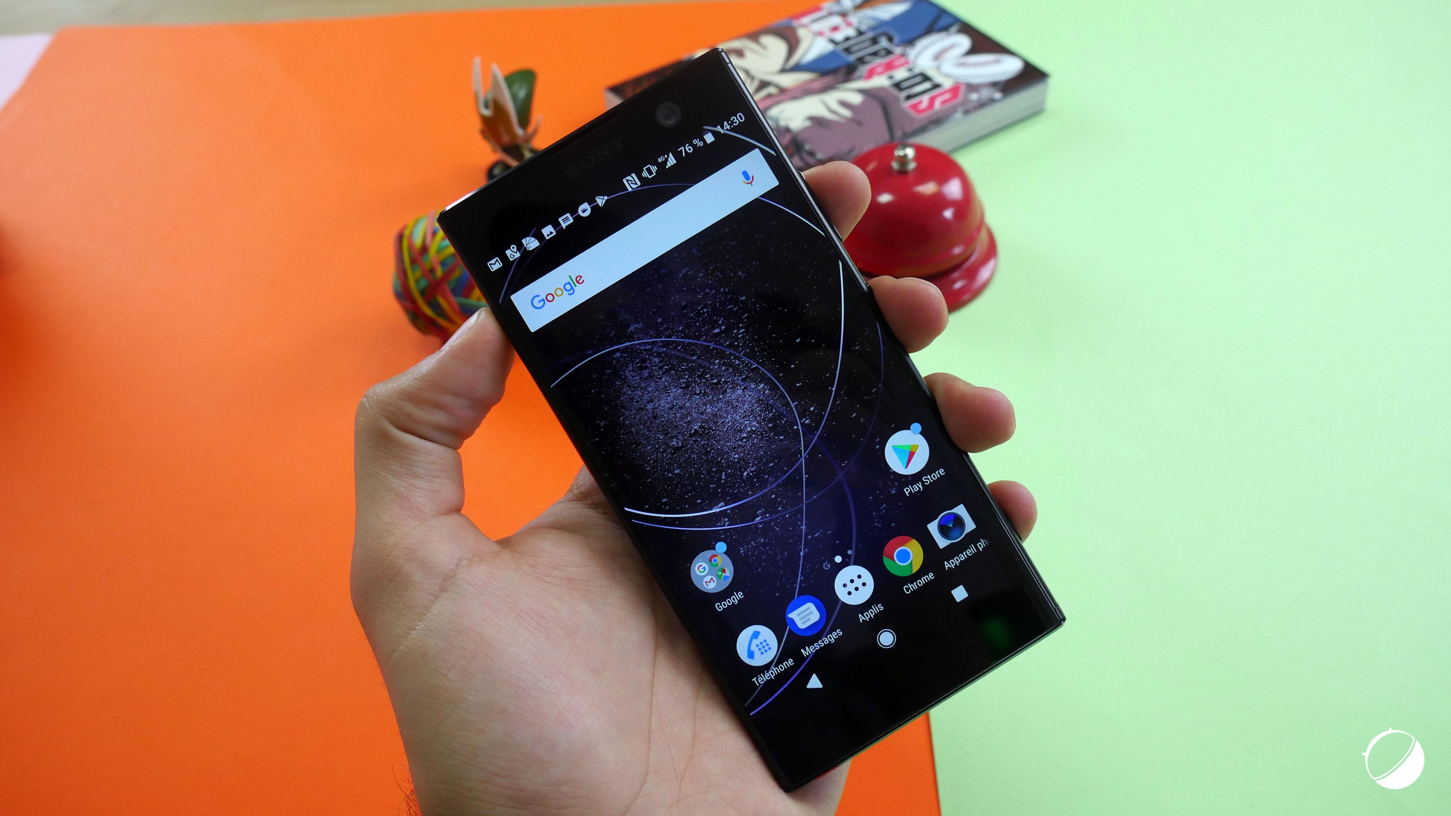 🔥 Bon plan : le Sony Xperia XA2 est à 264 euros au lieu de 349 euros sur Amazon
