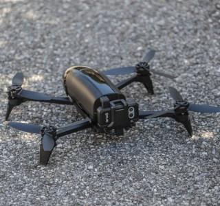 Test du Parrot Bebop Pro-Thermal : le drone au service de l'écologie